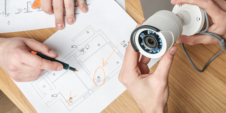 Skapa billig kamerabevakning över ditt hem